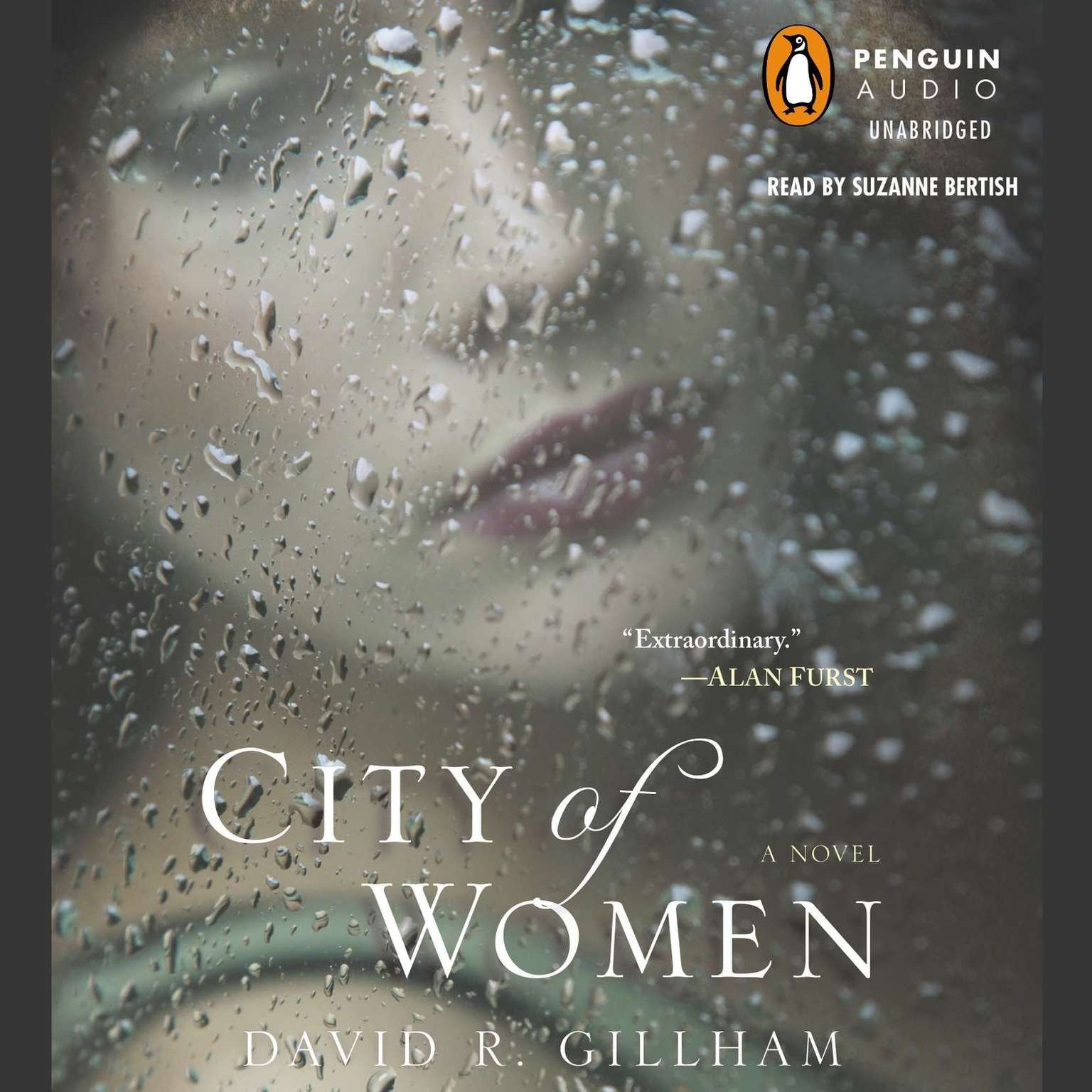 Printable City of Women Audiobook Cover Art