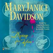 Dying for You Audiobook, by MaryJanice Davidson