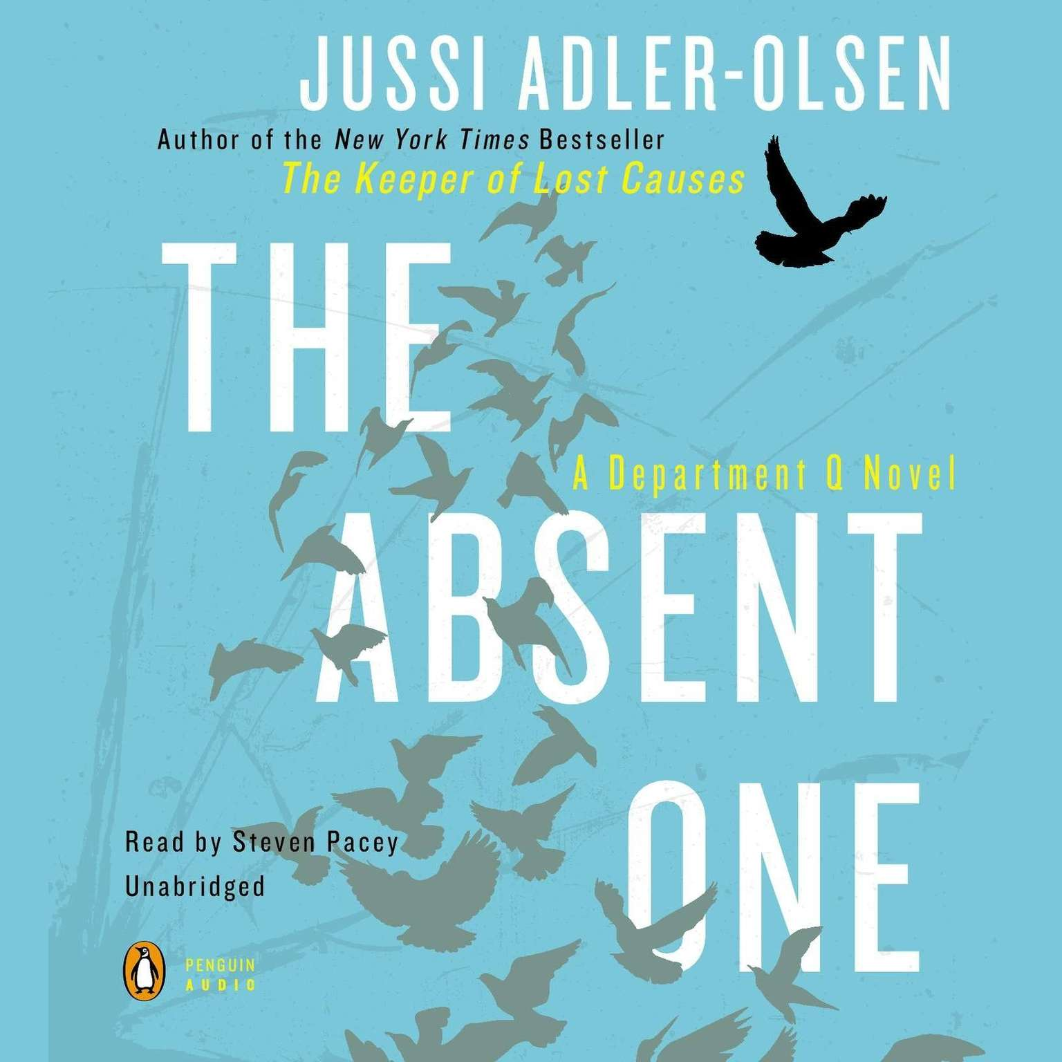 Printable The Absent One Audiobook Cover Art