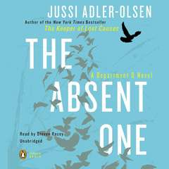 The Absent One Audiobook, by Jussi Adler-Olsen