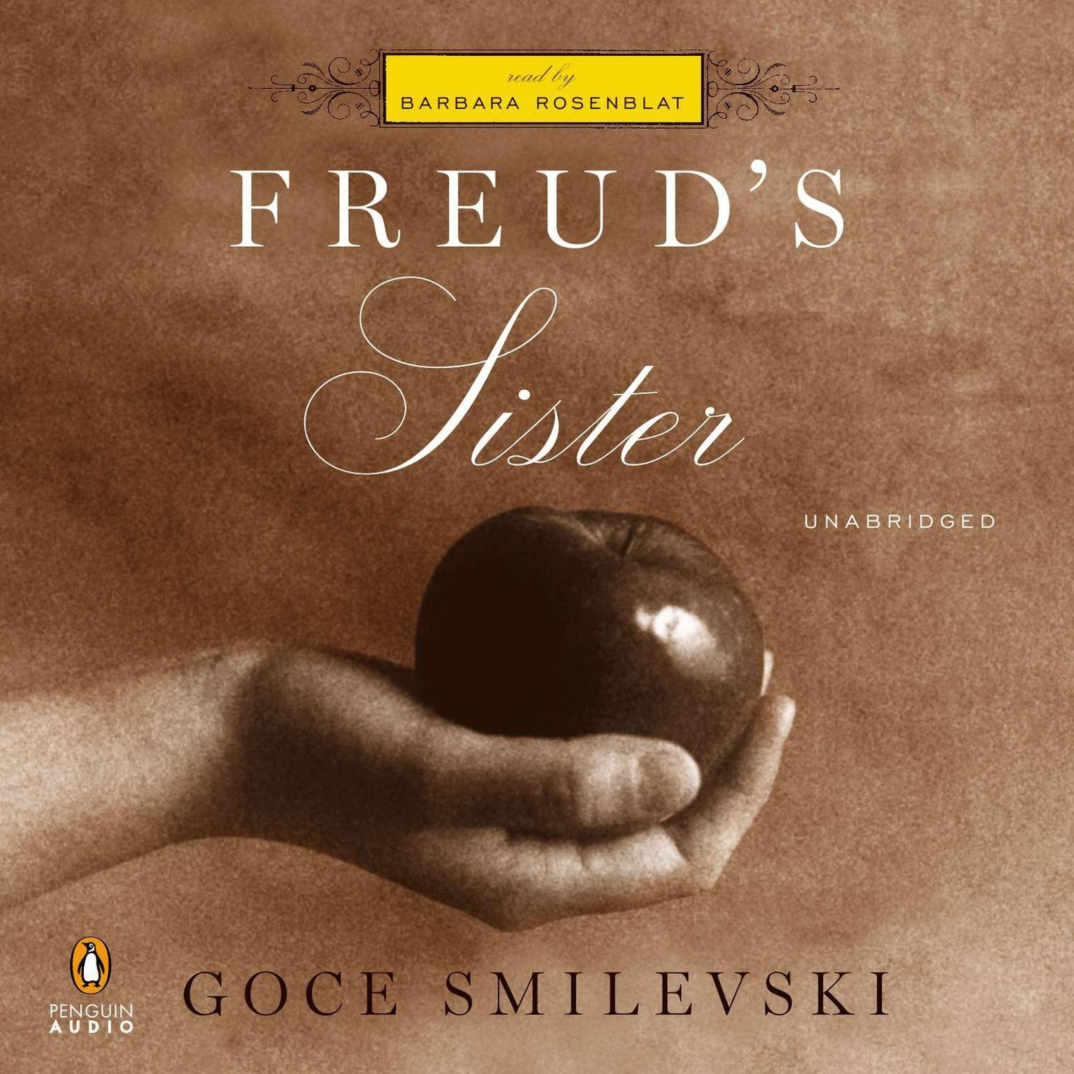 Printable Freud's Sister: A Novel Audiobook Cover Art