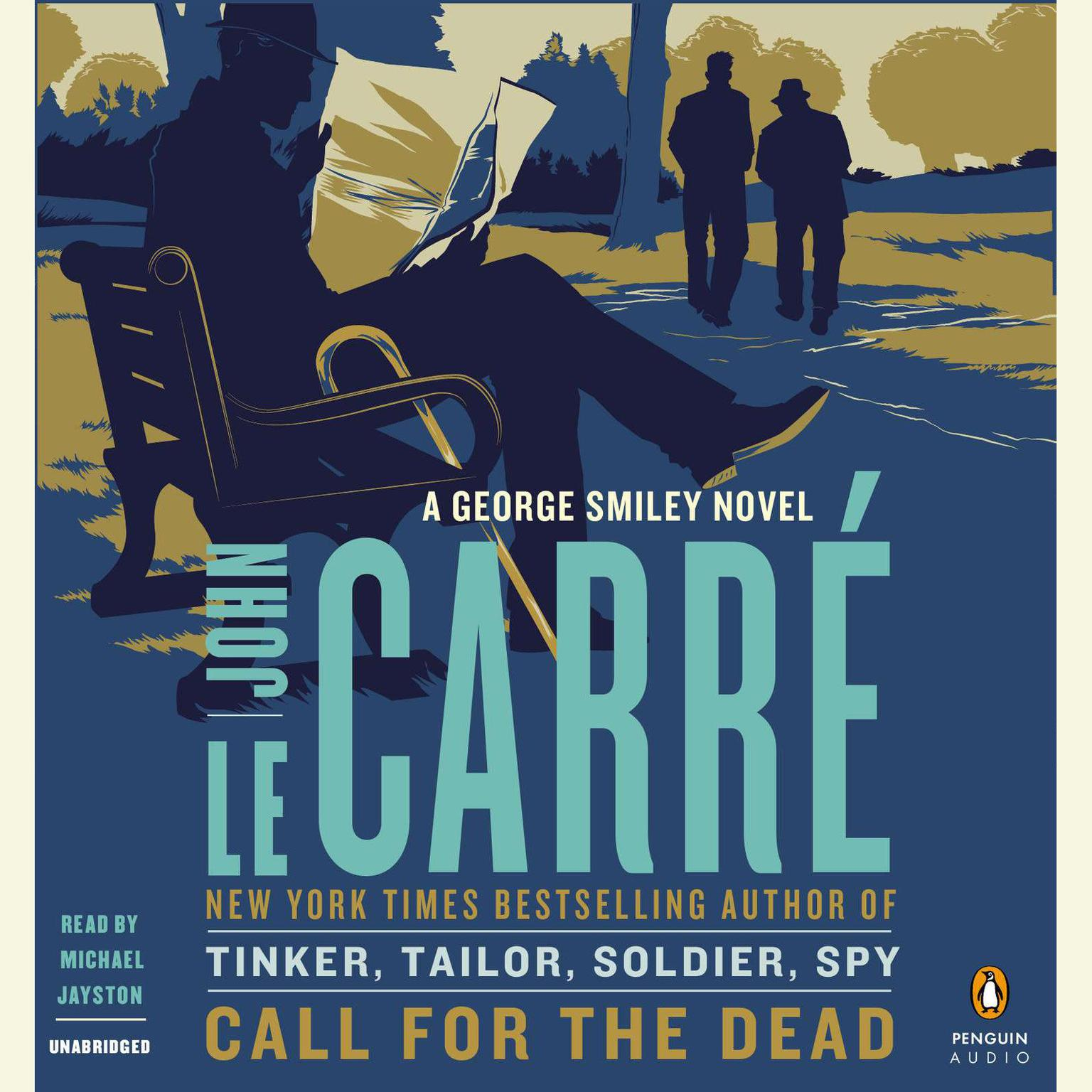Printable Call for the Dead: A George Smiley Novel Audiobook Cover Art