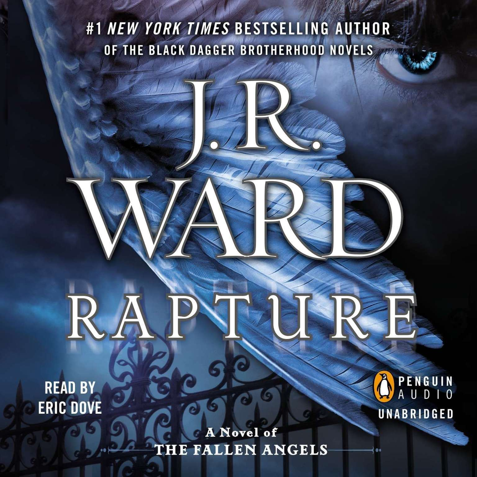 Printable Rapture: A Novel of the Fallen Angels Audiobook Cover Art