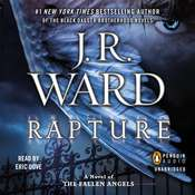 Rapture: A Novel of the Fallen Angels Audiobook, by J. R. Ward