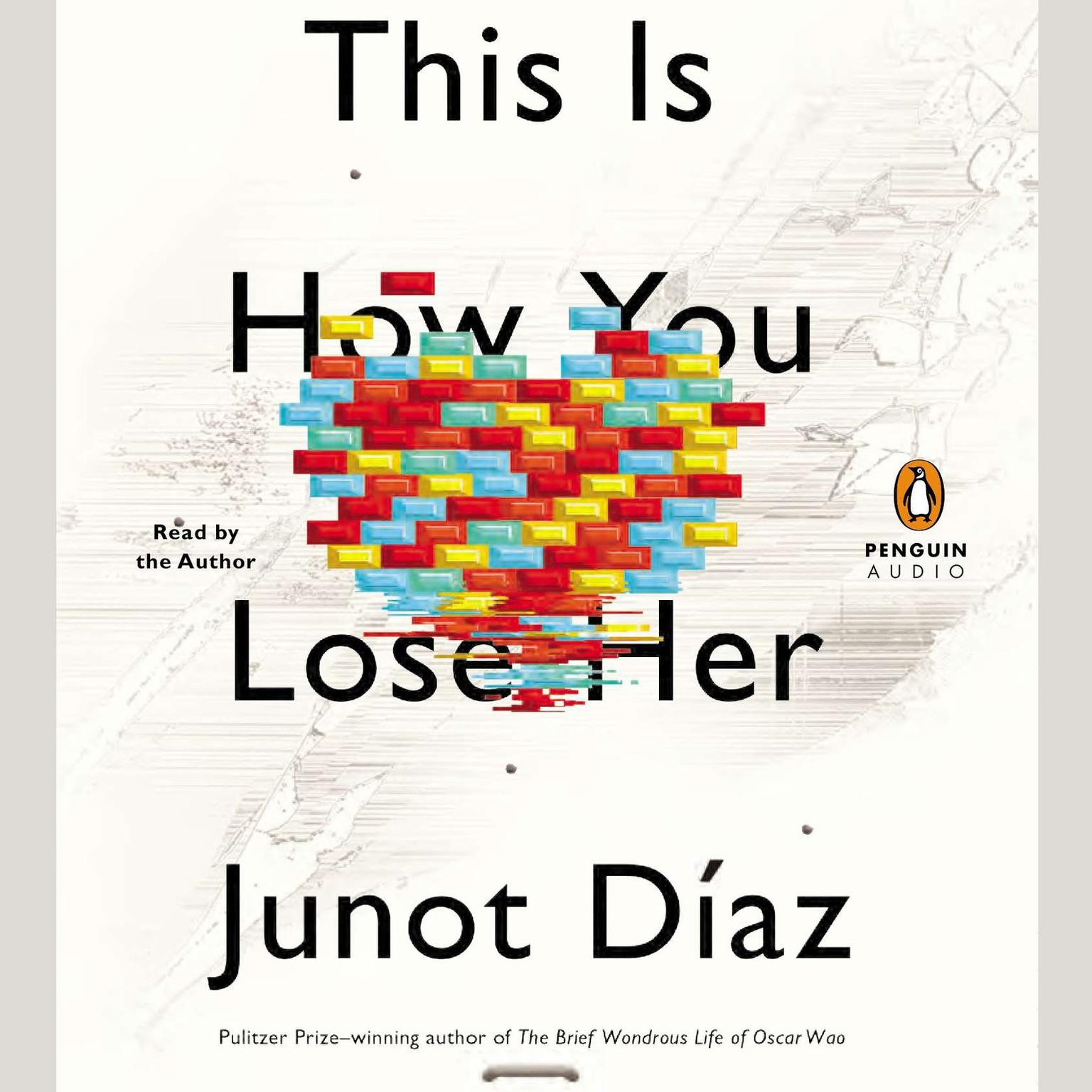 Printable This Is How You Lose Her Audiobook Cover Art
