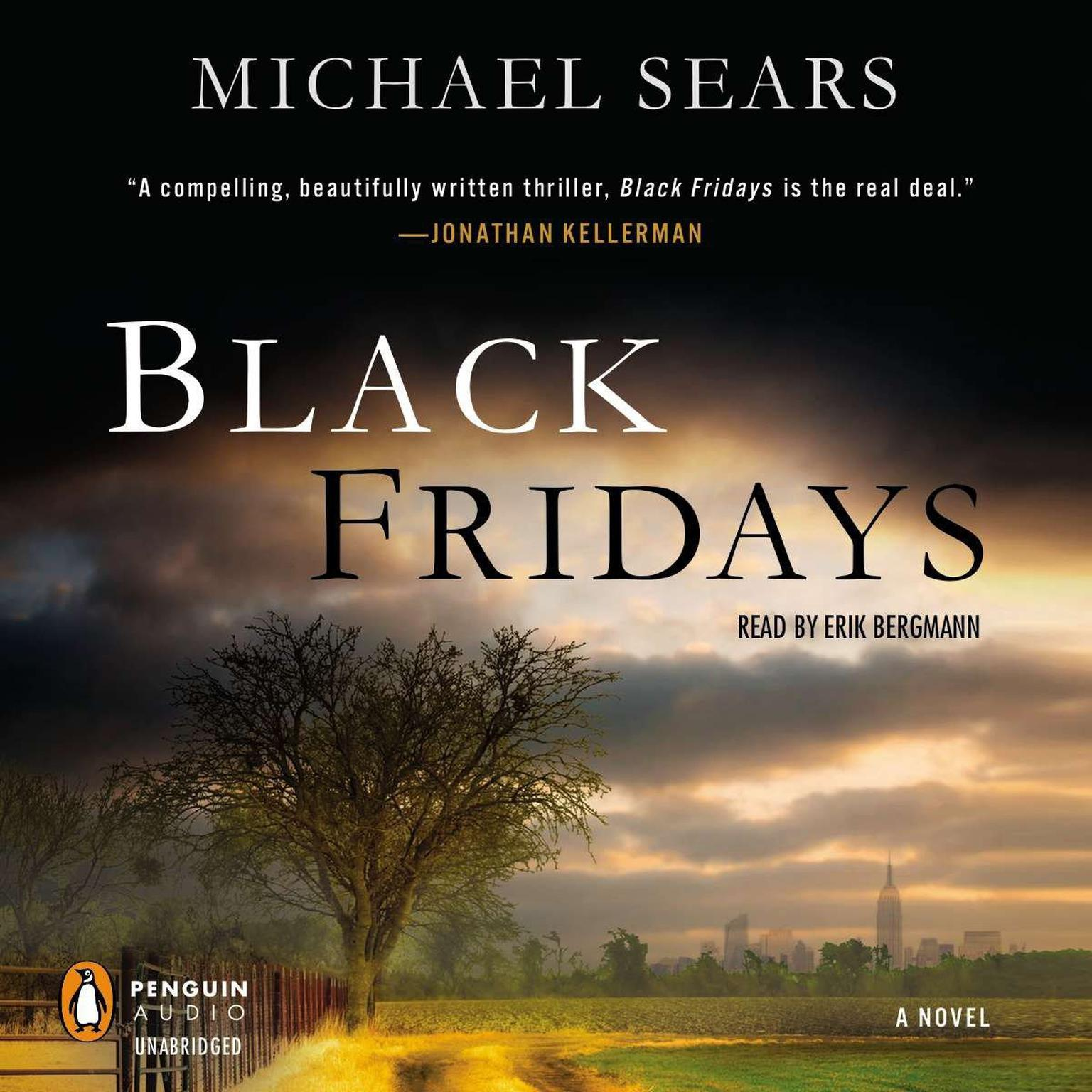 Printable Black Fridays Audiobook Cover Art