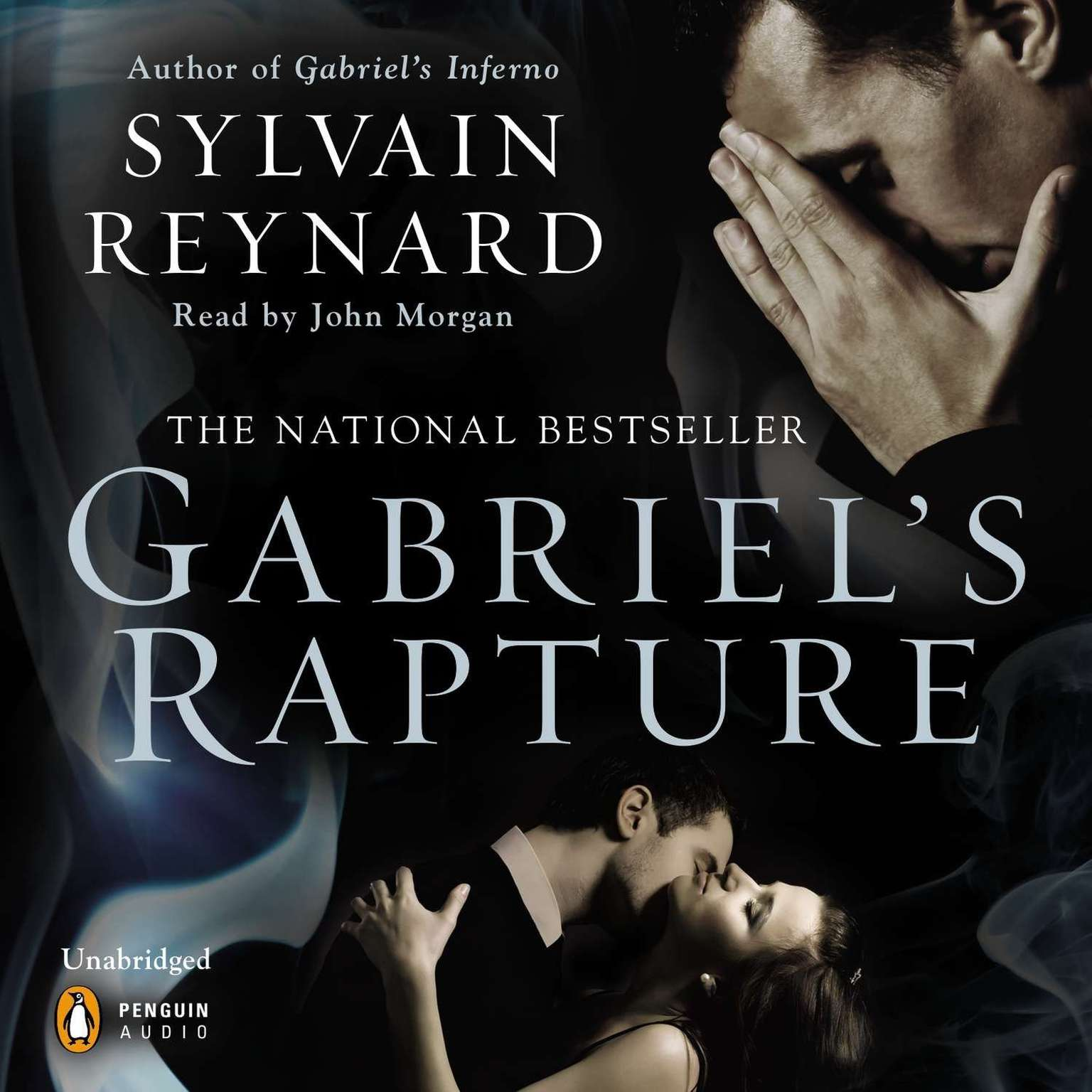 Printable Gabriel's Rapture Audiobook Cover Art