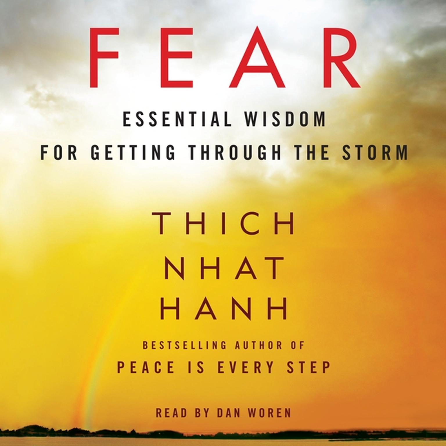 Printable Fear: Essential Wisdom for Getting Through the Storm Audiobook Cover Art