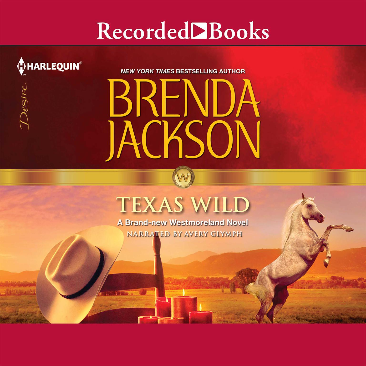 Printable Texas Wild Audiobook Cover Art