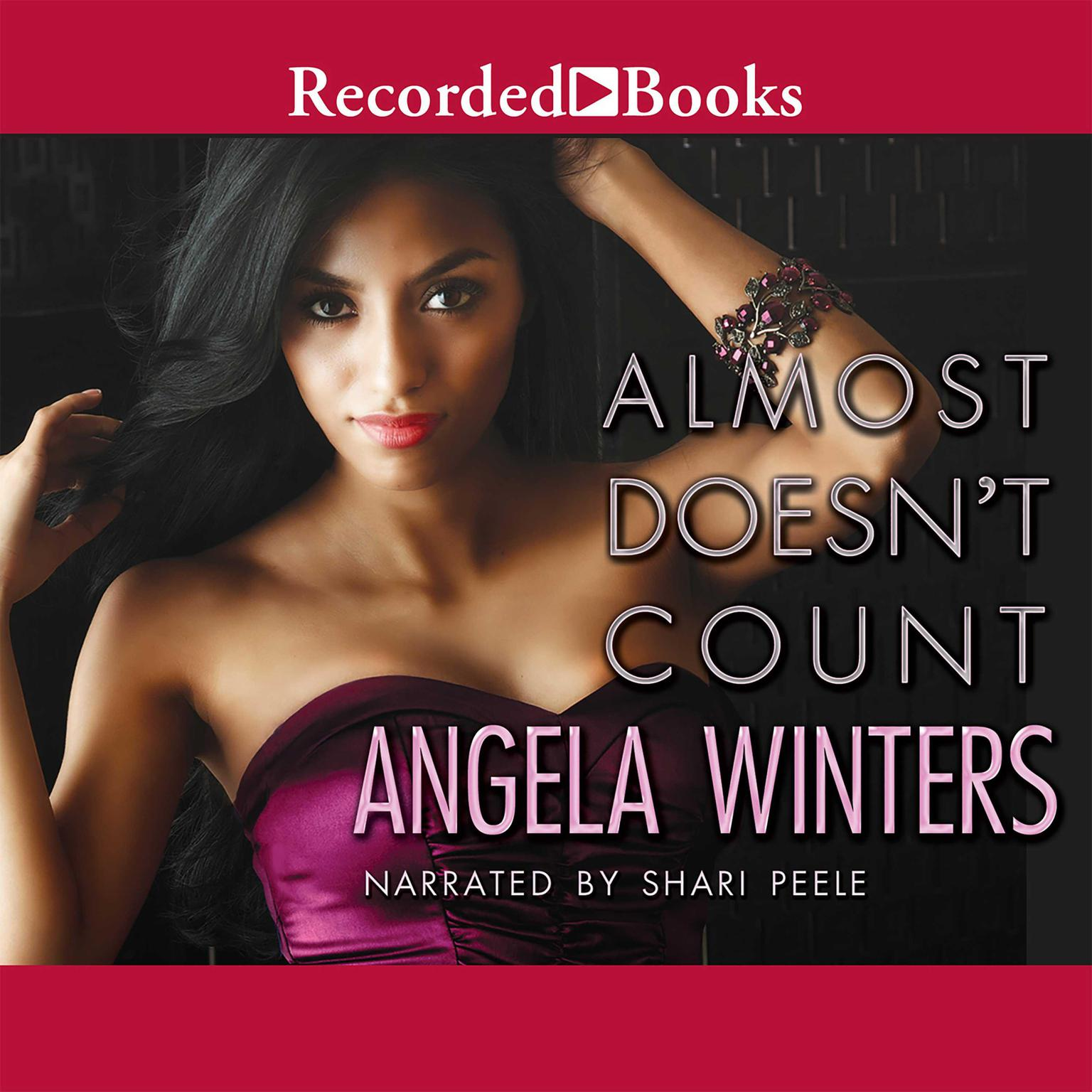 Printable Almost Doesn't Count Audiobook Cover Art