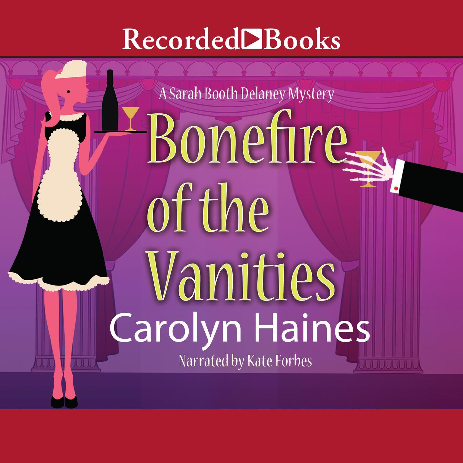 Printable Bonefire of the Vanities Audiobook Cover Art