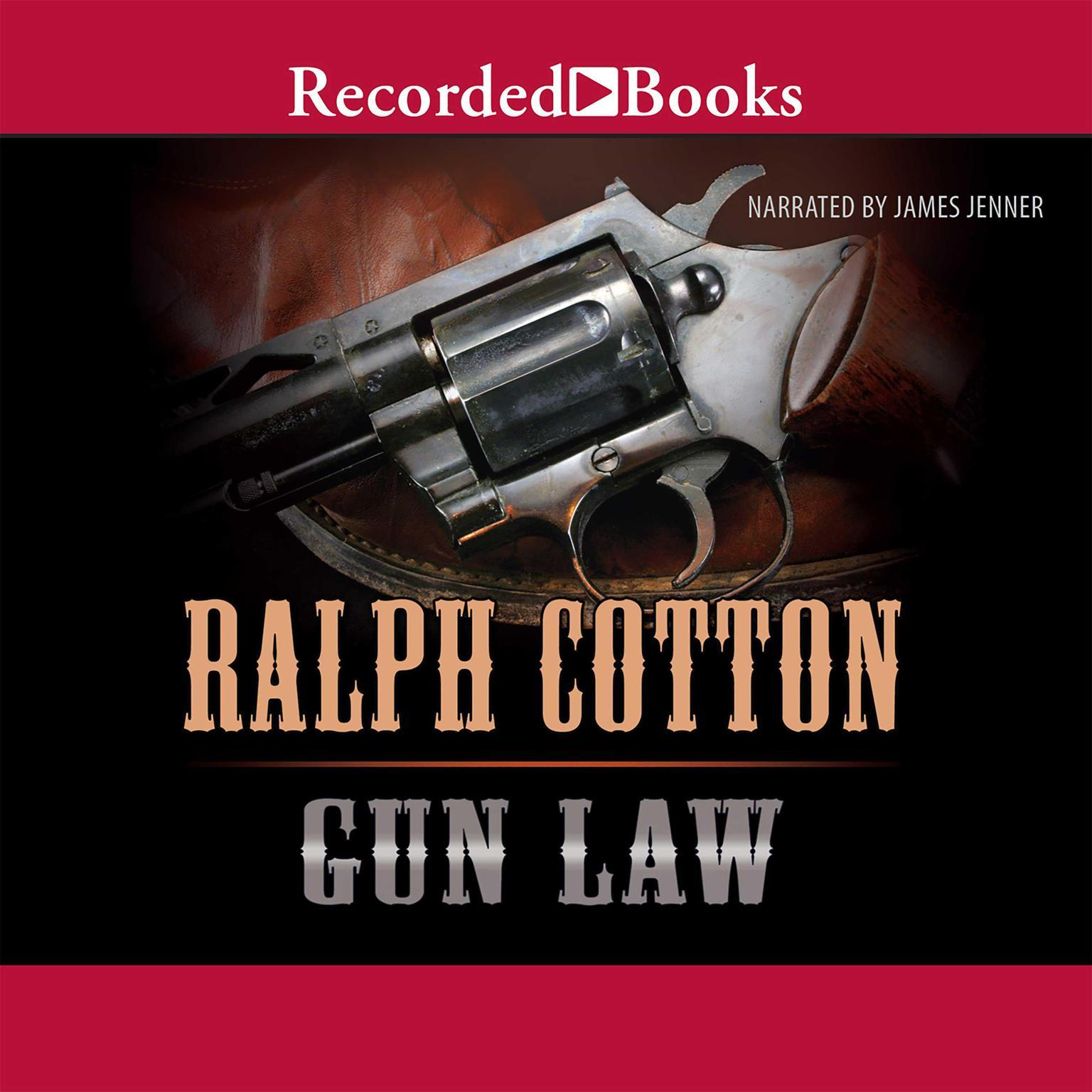 Printable Gun Law Audiobook Cover Art