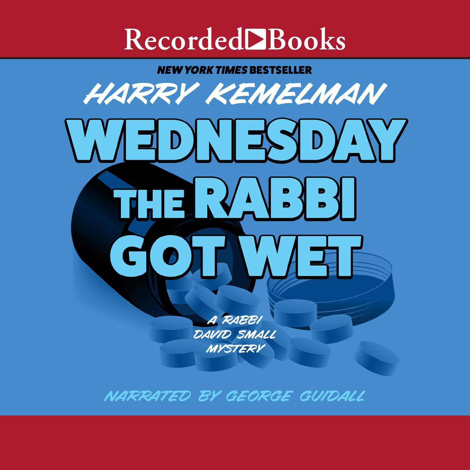 Printable Wednesday the Rabbi Got Wet Audiobook Cover Art