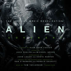 Alien: Covenant: A Novel Audiobook, by