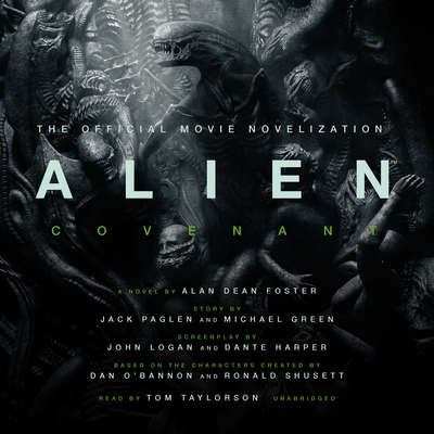 Alien: Covenant: A Novel Audiobook, by Alan Dean Foster