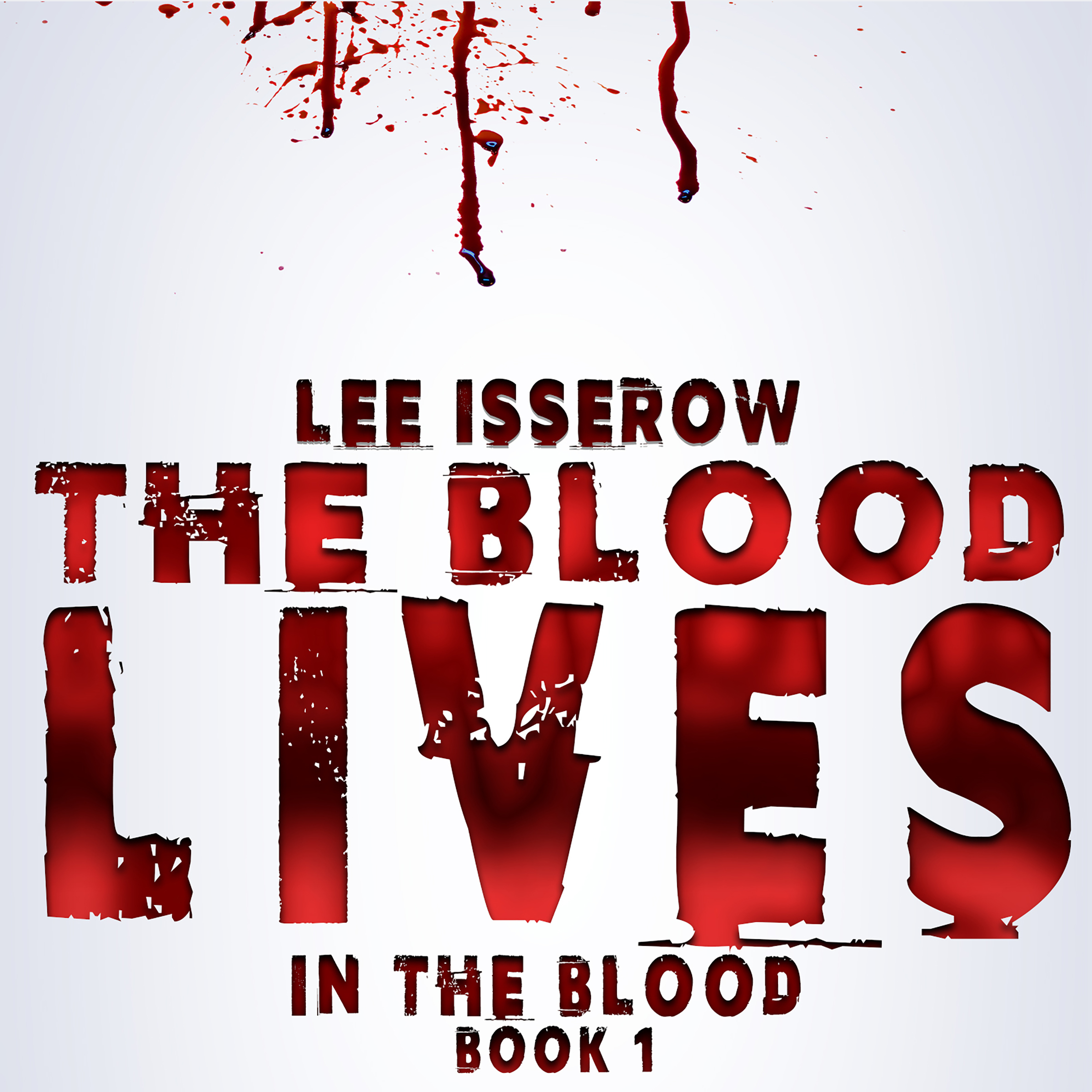 Printable The Blood Lives Audiobook Cover Art