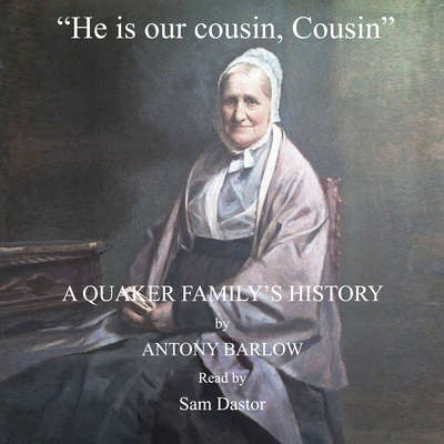 He is our cousin, Cousin Audiobook, by Antony Barlow
