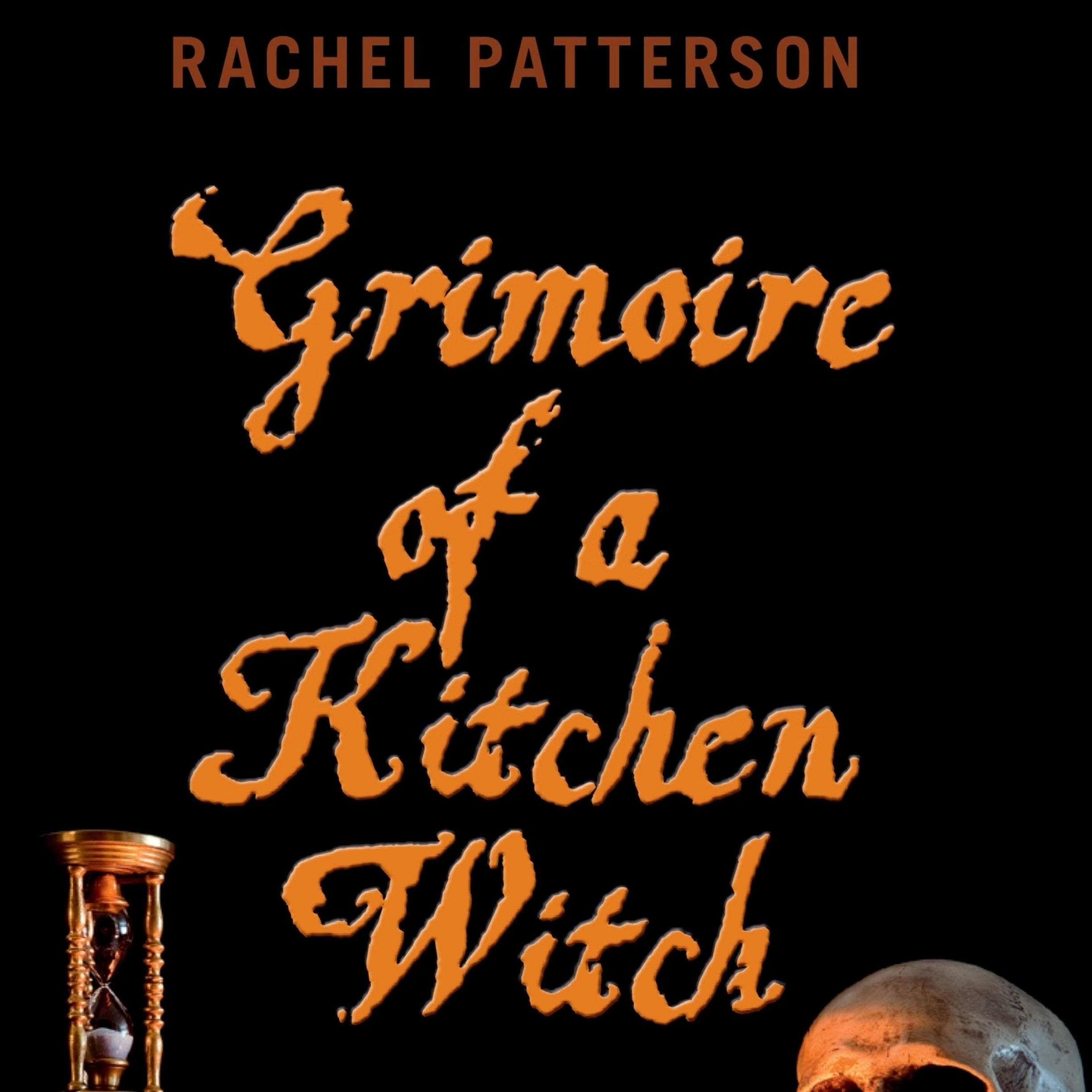 Printable Grimoire of a Kitchen Witch: An Essential Guide to Witchcraft Audiobook Cover Art