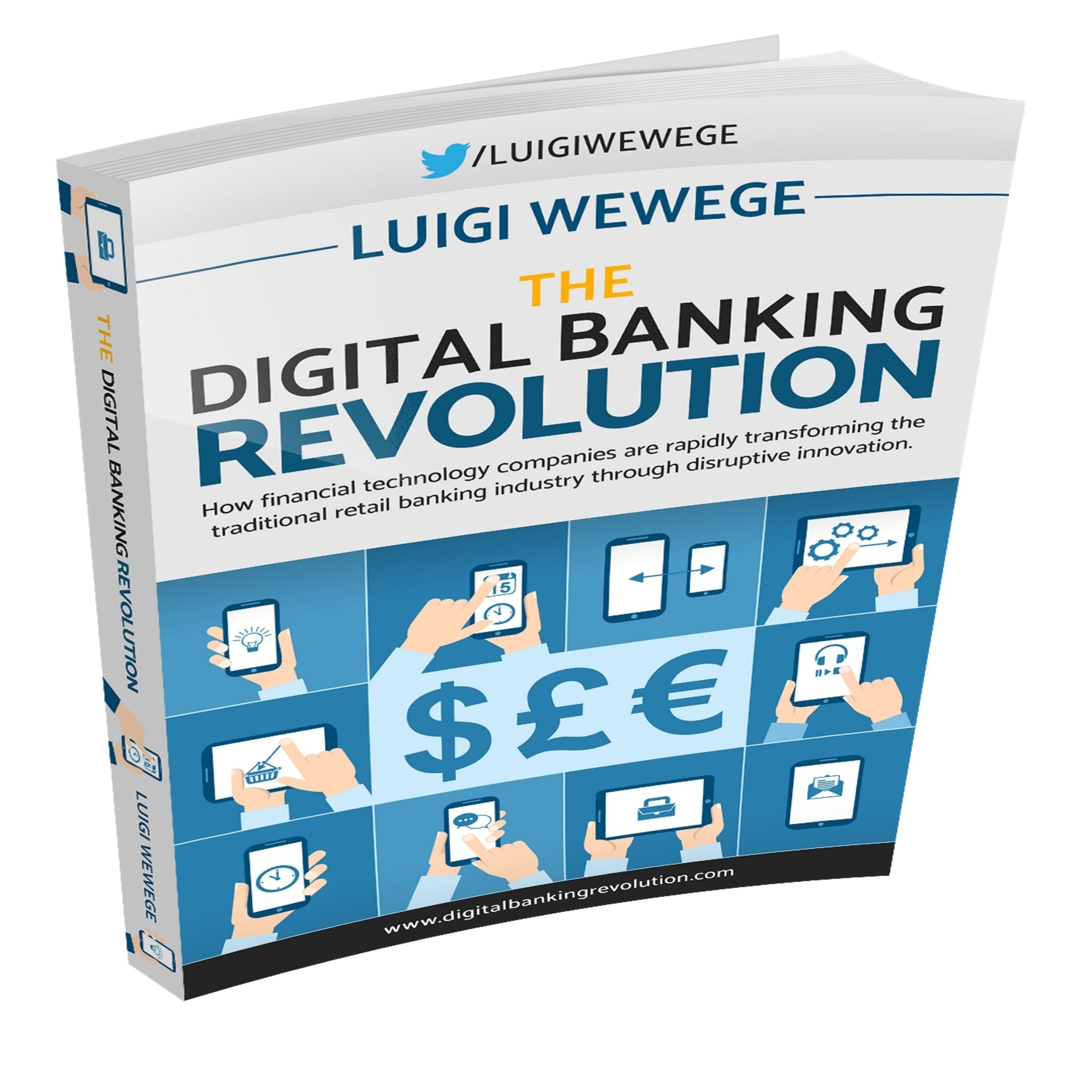 Printable The Digital Banking Revolution Audiobook Cover Art