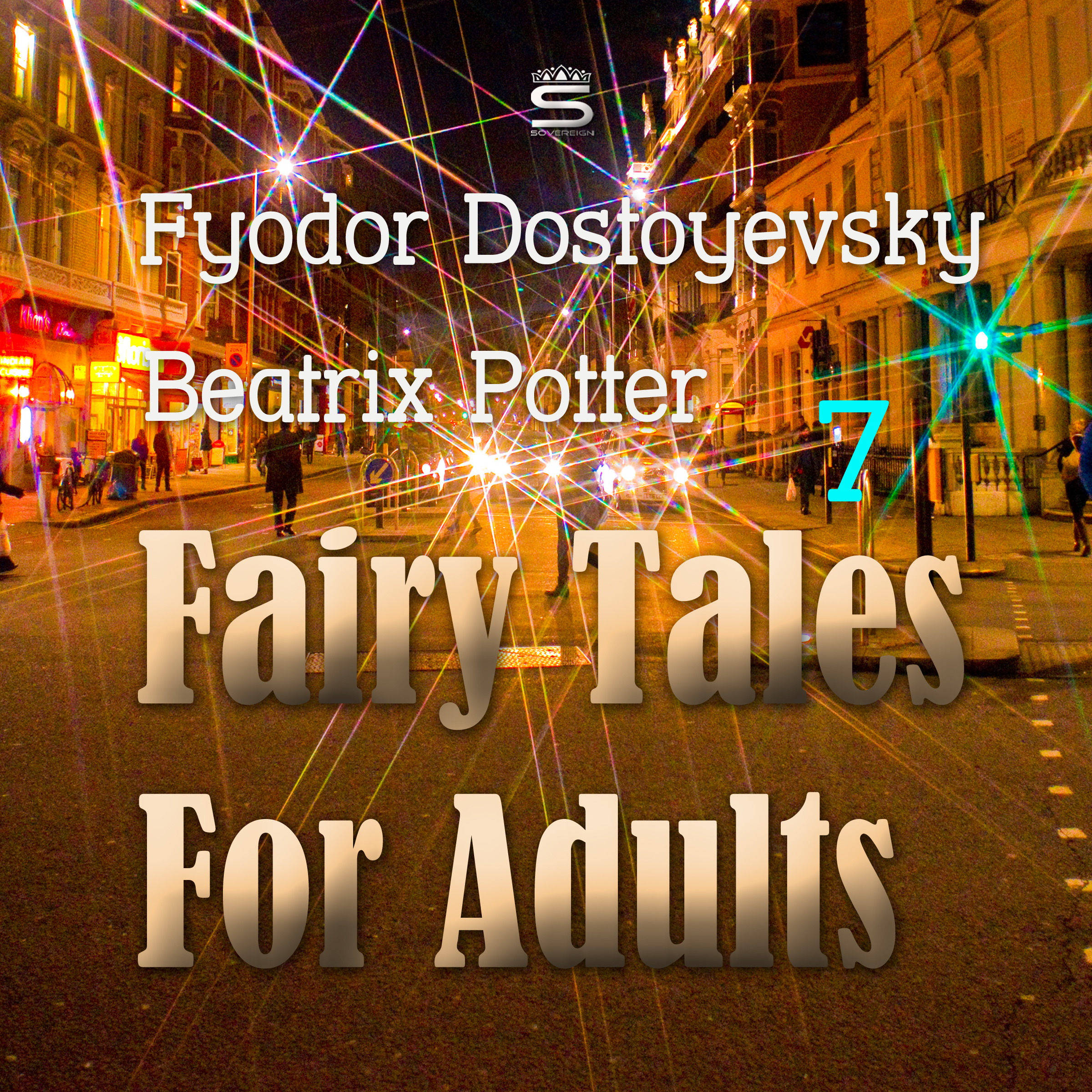 Printable Fairy Tales for Adults Volume 7 Audiobook Cover Art