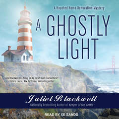 A Ghostly Light Audiobook, by Juliet Blackwell