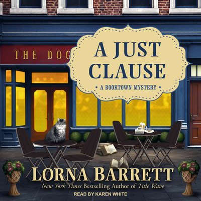 A Just Clause Audiobook, by Lorna Barrett