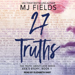 27 Truths: Ava's Story Audiobook, by MJ Fields
