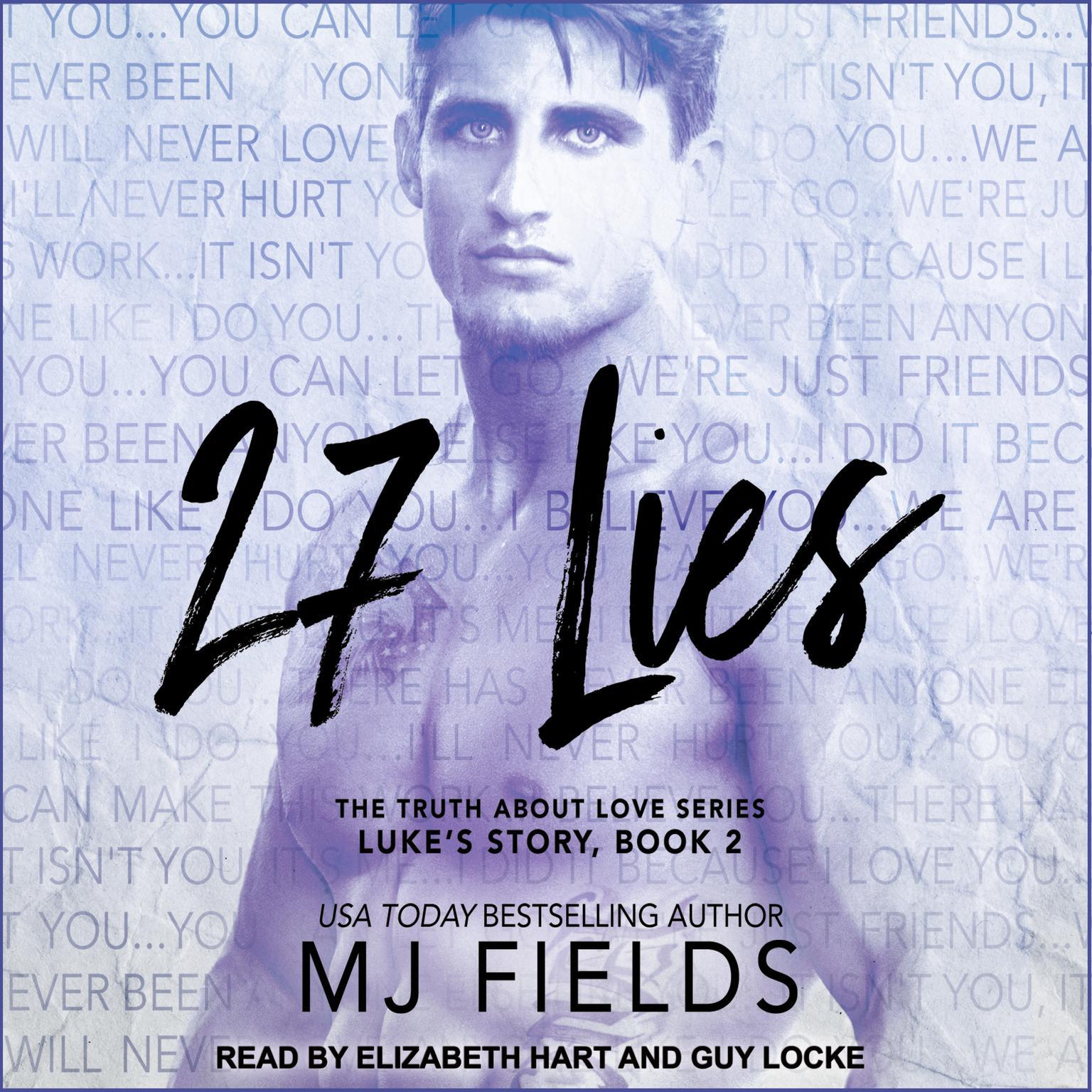 27 Lies: Lukes Story Audiobook, by MJ Fields