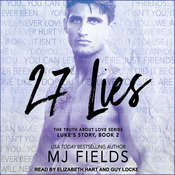 27 Lies: Luke's Story Audiobook, by MJ Fields