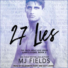 27 Lies: Lukes Story Audiobook, by MJ Fields