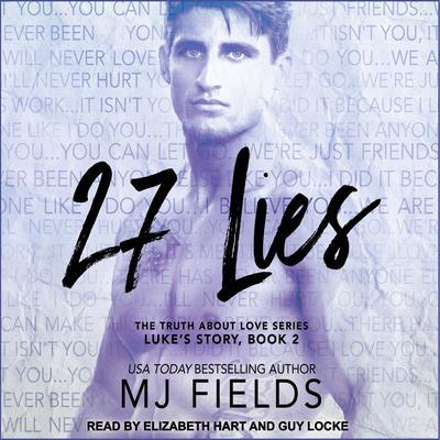 27 Lies: Luke's Story Audiobook, by