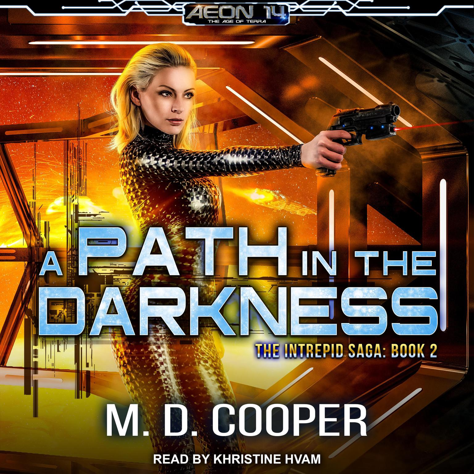 Printable A Path in the Darkness Audiobook Cover Art