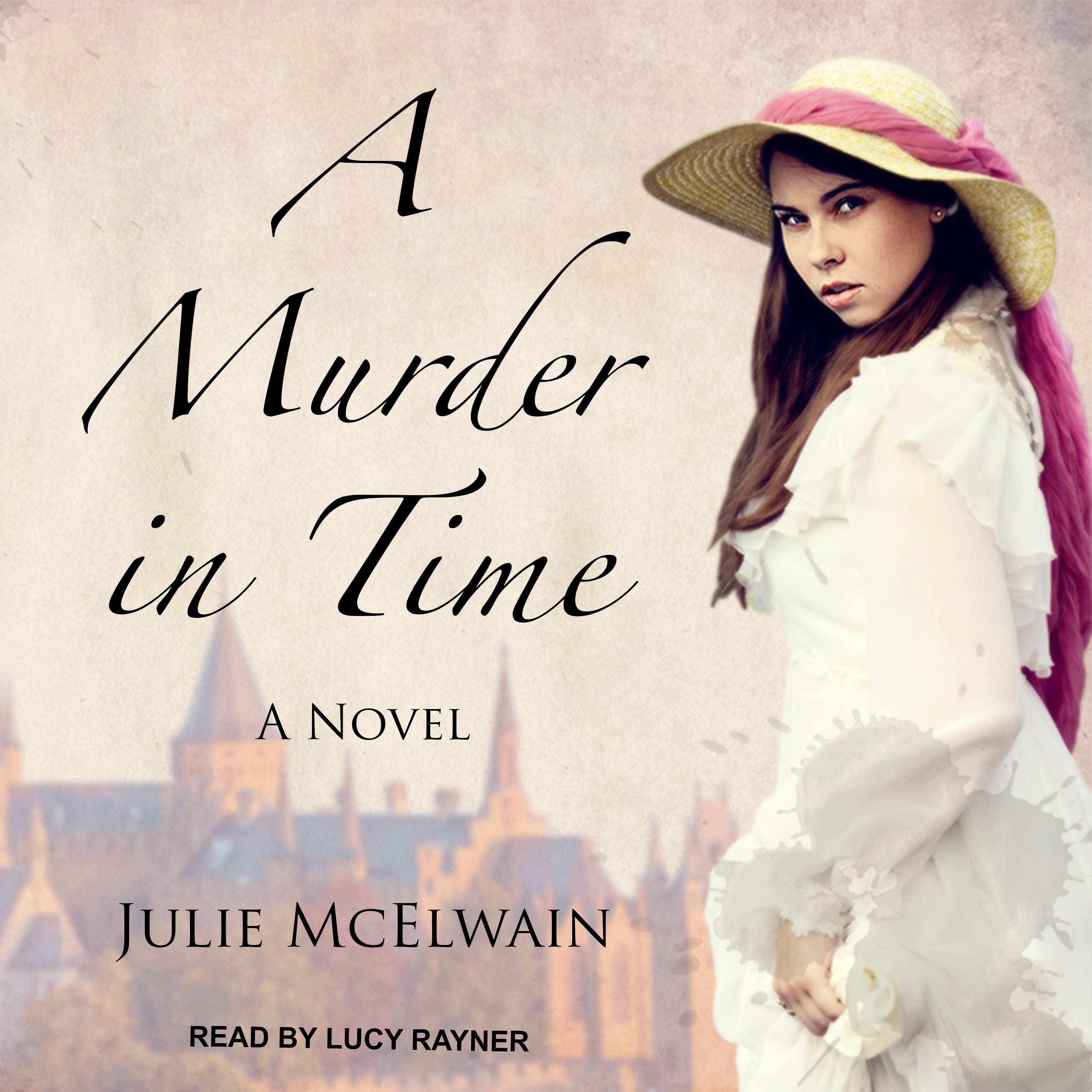 Printable A Murder in Time: A Novel Audiobook Cover Art