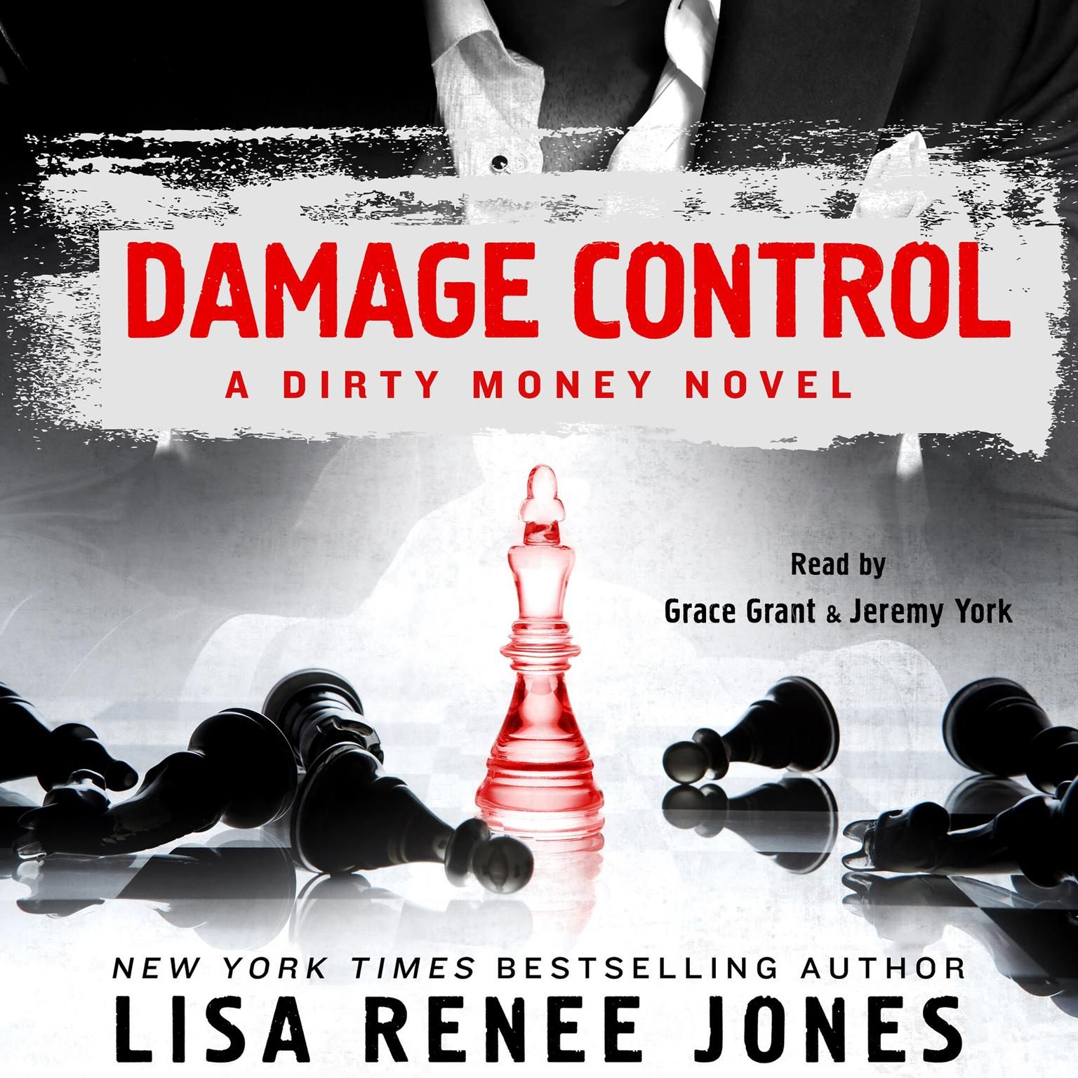 Printable Damage Control: A Dirty Money Novel Audiobook Cover Art