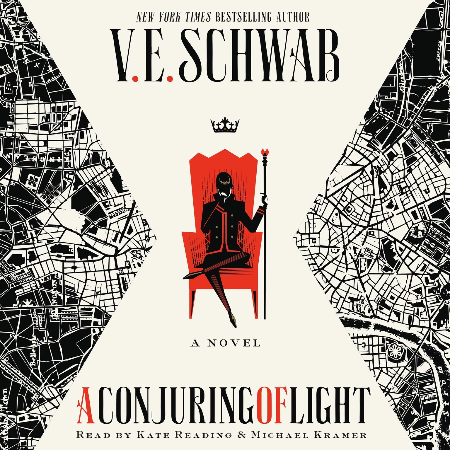 A Conjuring of Light: A Novel Audiobook, by V. E. Schwab