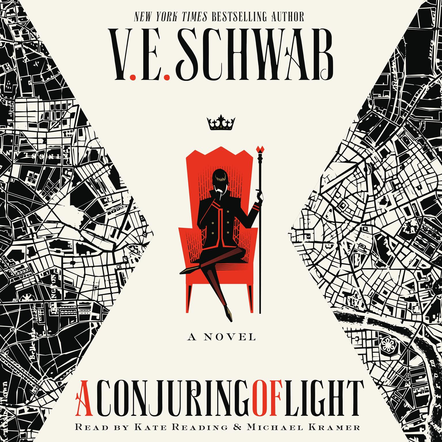 Printable A Conjuring of Light: A Novel Audiobook Cover Art