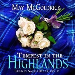 Tempest in the Highlands Audiobook, by May McGoldrick