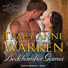 Bedchamber Games Audiobook, by Tracy Anne Warren