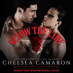 Below the Line Audiobook, by Chelsea Camaron