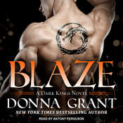 Blaze Audiobook, by Donna Grant