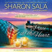 A Piece of My Heart Audiobook, by Sharon Sala