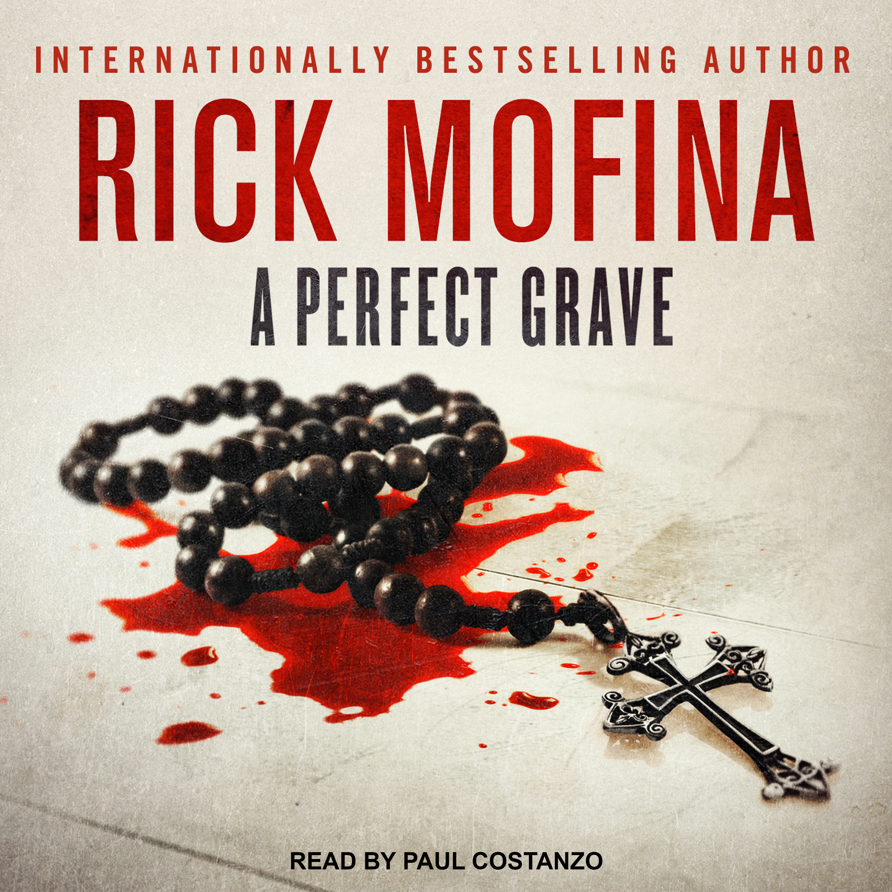 Printable A Perfect Grave Audiobook Cover Art