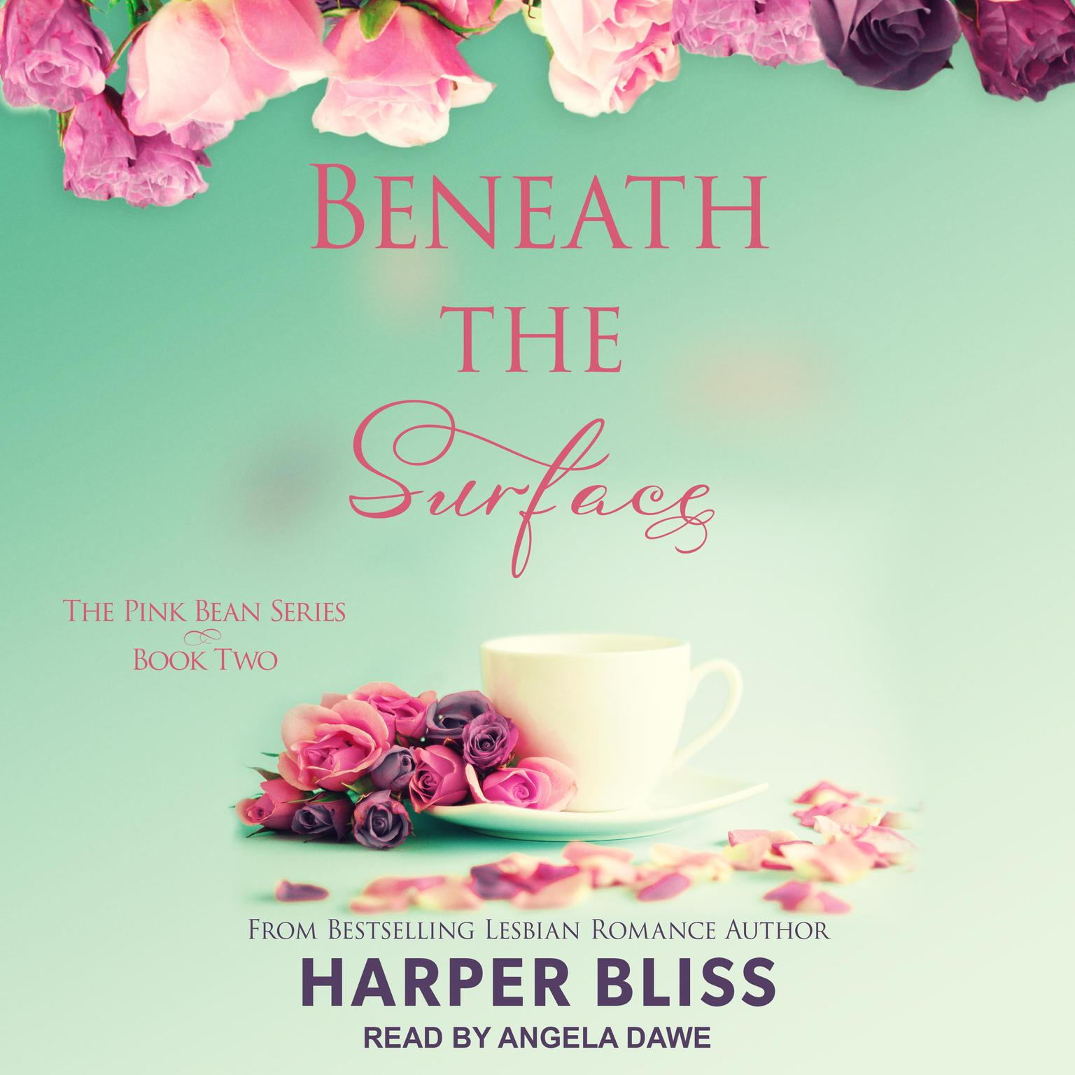 Printable Beneath the Surface Audiobook Cover Art