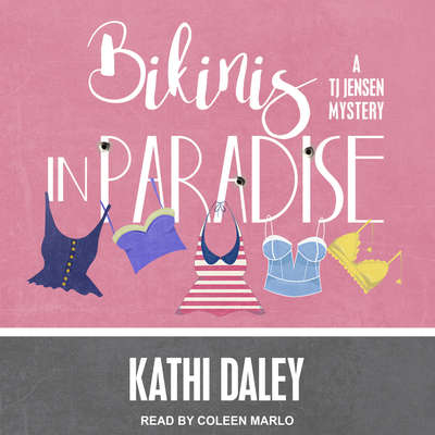 Bikinis in Paradise Audiobook, by Kathi Daley