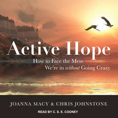 Active Hope: How to Face the Mess Were in without Going Crazy Audiobook, by Chris Johnstone, Joanna Macy