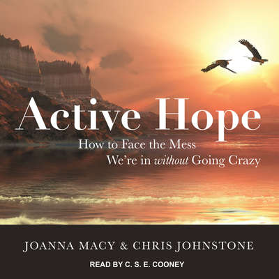 Active Hope: How to Face the Mess Were in without Going Crazy Audiobook, by Joanna Macy