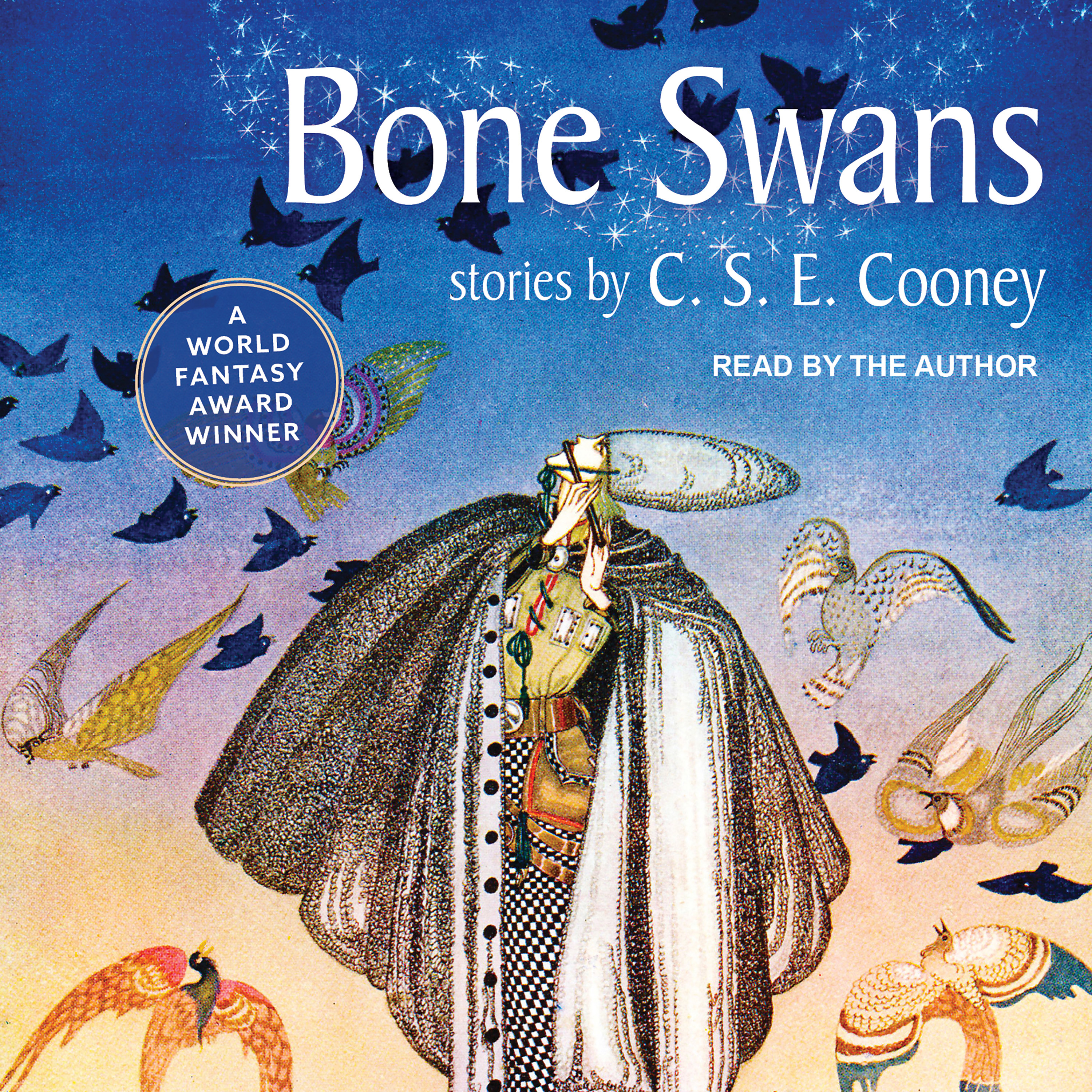 Printable Bone Swans Audiobook Cover Art