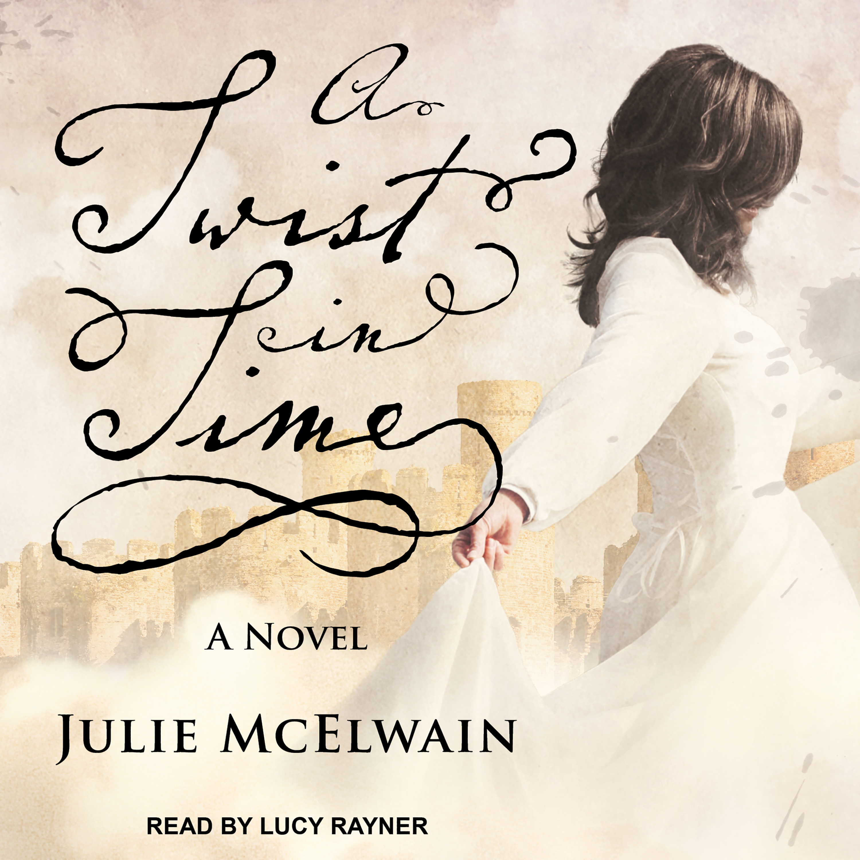 Printable A Twist in Time: A Novel Audiobook Cover Art