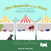 A Wee Homicide in the Hotel Audiobook, by Fran Stewart
