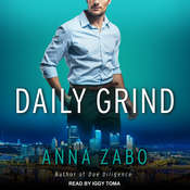 Daily Grind Audiobook, by Anna Zabo